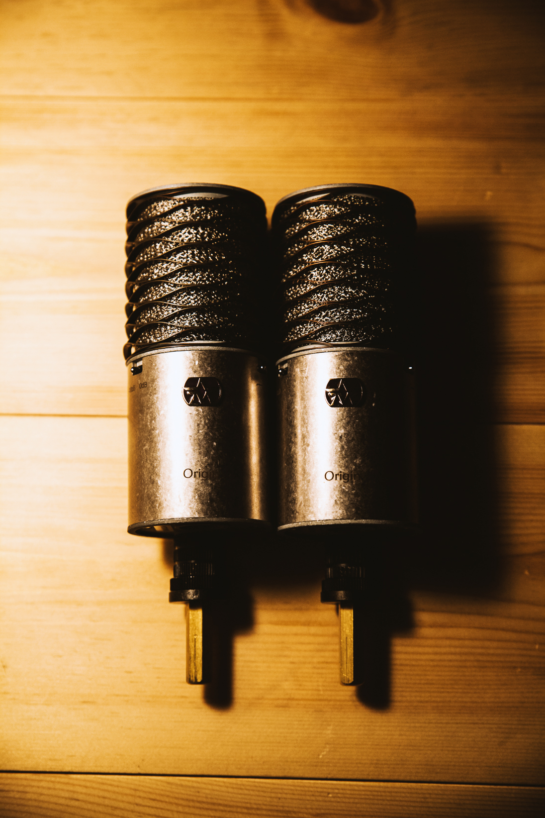 Aston Microphones Origin × 2